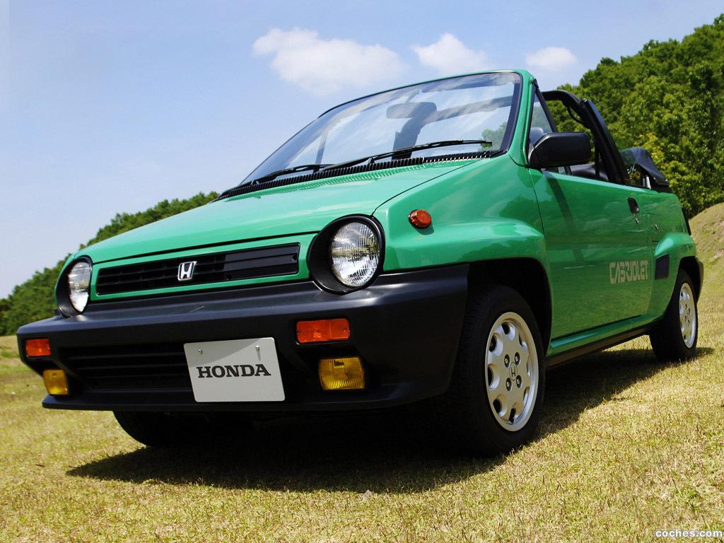 Fotos de Honda City Cabriolet 1984
