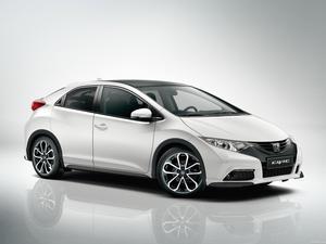 Honda Civic Hatchback Sports Pack 2012