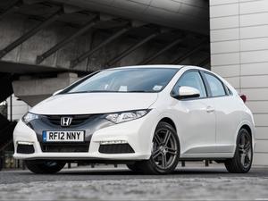 Honda Civic Ti UK 2012