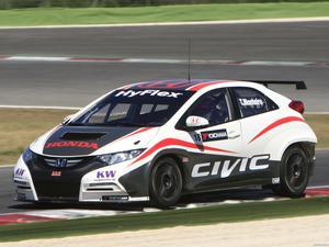 Honda Civic WTCC Prototype 2012