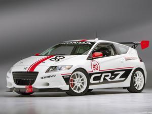 Honda CR-Z Racing SEMA 2010
