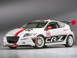 Honda CR-Z Racer SEMA 2010