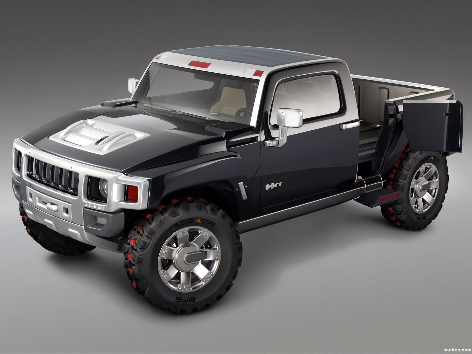 Hummer h3 concept