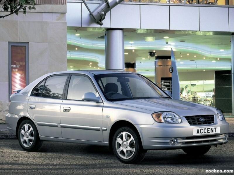 Fotos De Hyundai Accent 2004