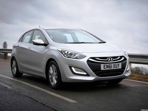 Hyundai I30 UK 2012 5 puertas