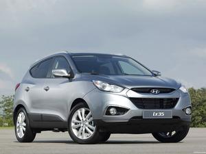 Hyundai ix35 (LM) 2010