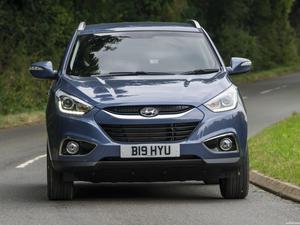 Hyundai ix35 UK 2013