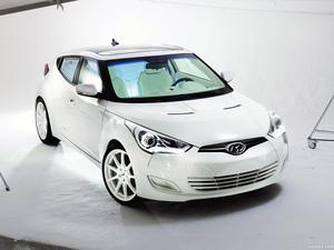 Hyundai Veloster Tech by RE:MIXLAB 2011