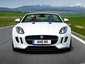 Jaguar F-Type S UK 2013