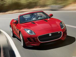 Jaguar F-Type V8 S 2013