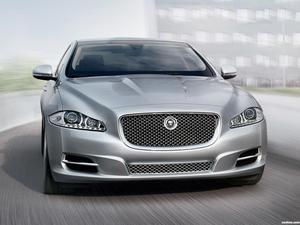 Jaguar XJ Sentinel 2010