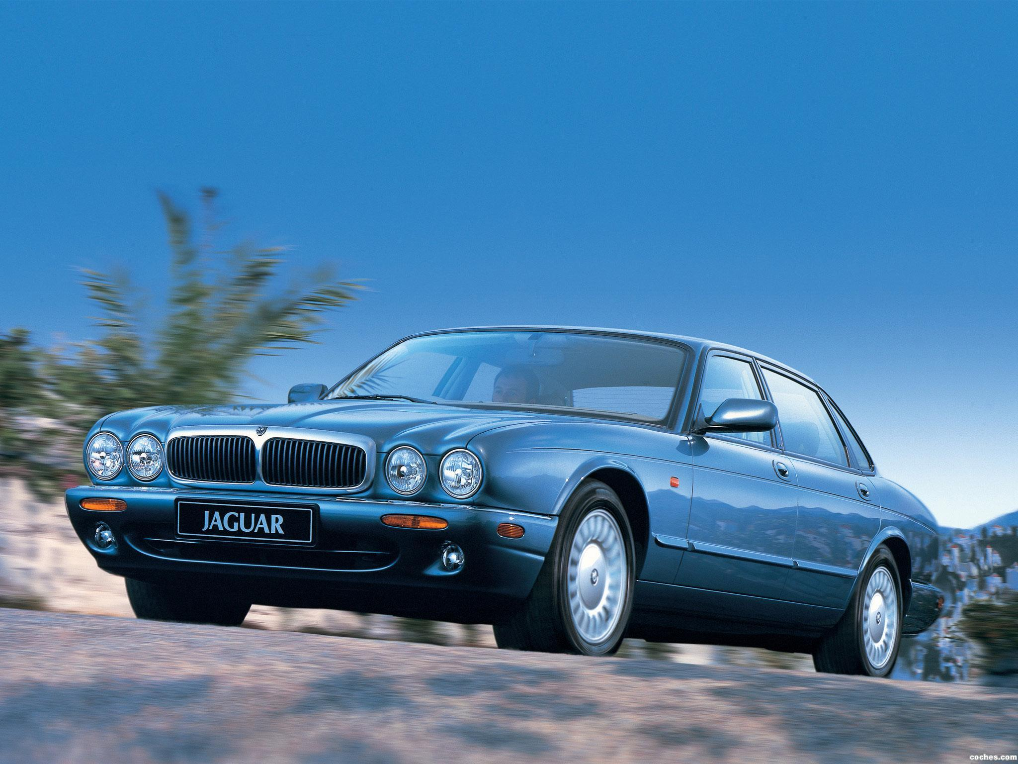 fotos de jaguar xj8 x300 1997. Black Bedroom Furniture Sets. Home Design Ideas