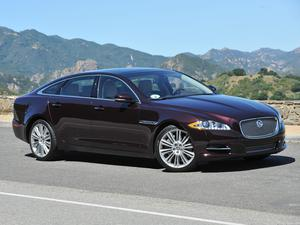 Jaguar XJL X351 USA 2010