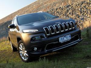 Jeep Cherokee Limited Australia 2014