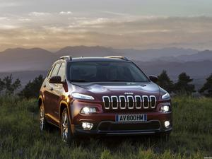 Jeep Cherokee Limited Europe 2014