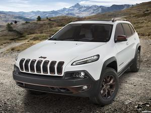 Jeep Cherokee Sageland Concept 2014