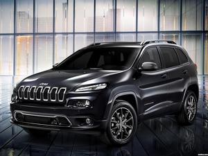 Jeep Cherokee Urbane Concept 2014