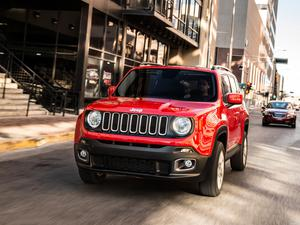 Jeep Renegade Latitude 2014