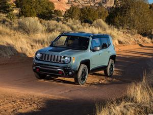 Jeep Renegade Trailhawk 2014