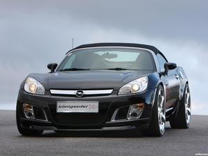 Konigseder Opel GT 2007