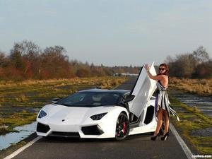 Lamborghini Aventador LP760-4 Oakley Design Dragon Edition 2012