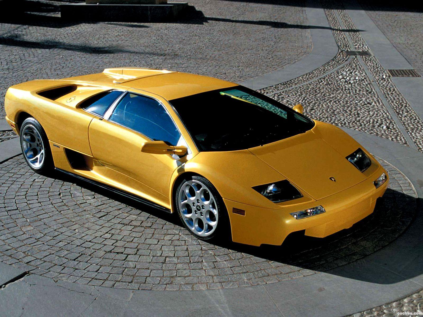Lamborghini Diablo 1990 >> Fotos De Lamborghini Diablo 1990