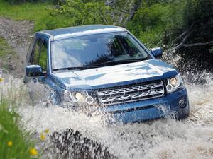 Land Rover Freelander 2 SD4 2013