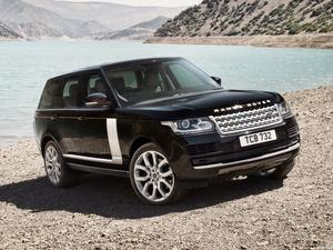 Land Rover Range Rover UK 2013