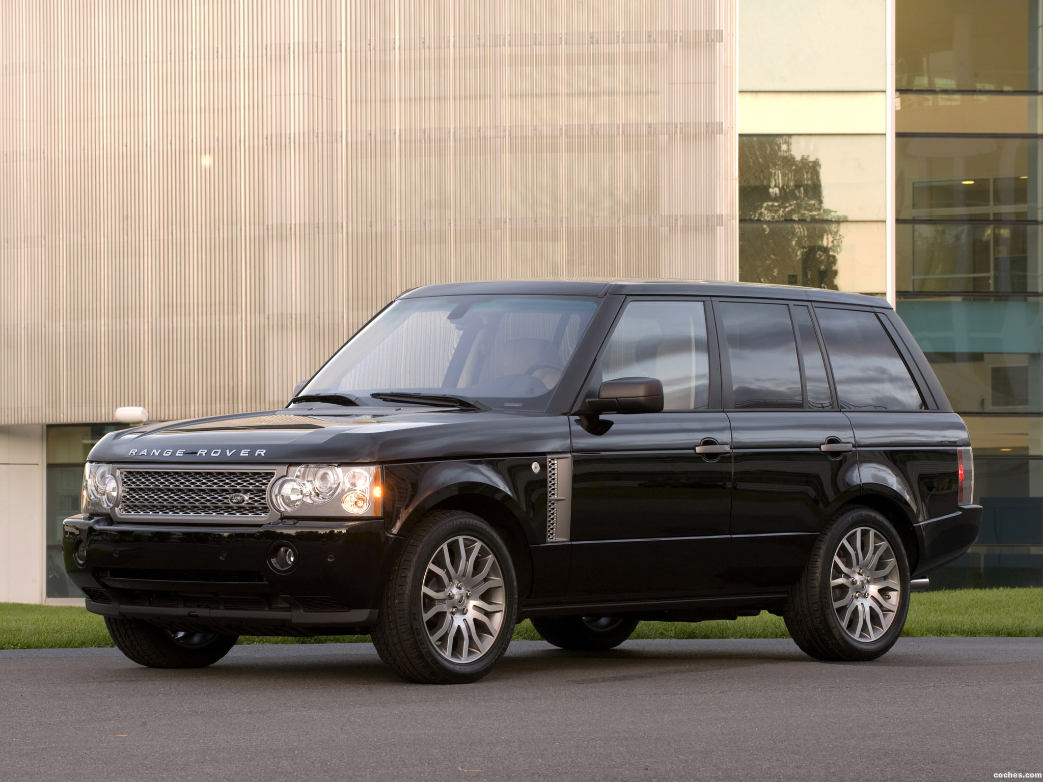fotos de range rover autobiography 2008. Black Bedroom Furniture Sets. Home Design Ideas