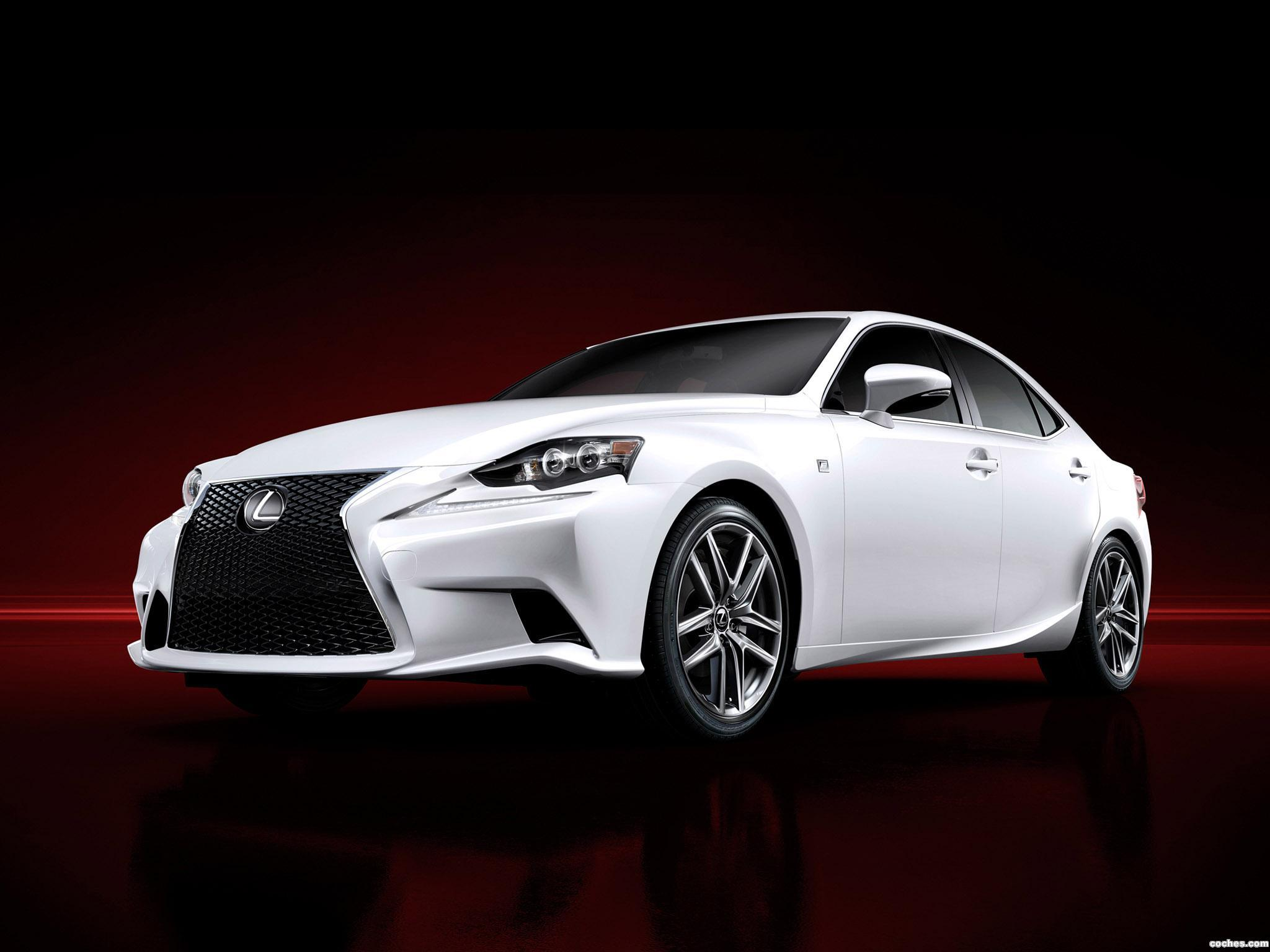 fotos de lexus is 250 f sport 2013. Black Bedroom Furniture Sets. Home Design Ideas