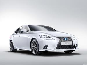 Lexus IS 300h F-Sport 2013
