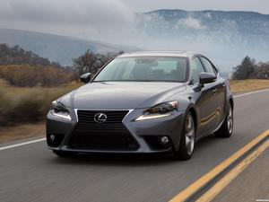 Lexus IS 350 2013