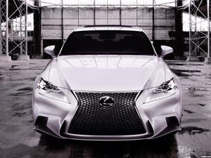 Lexus  IS 350 F-Sport 2013