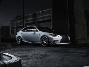 Lexus IS 350 F-Sport by Seibon Carbon 2013
