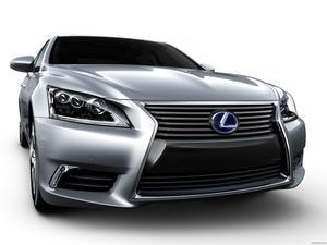Lexus LS 600h L 2013