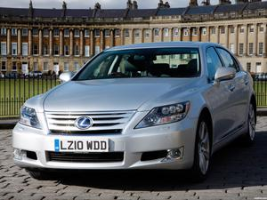 Lexus LS 600h UK 2010