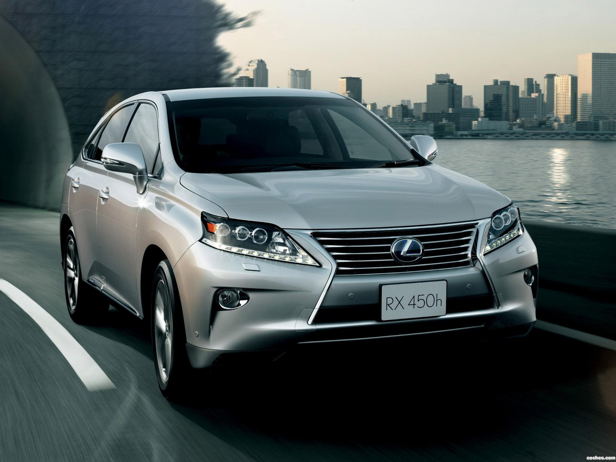 fotos de lexus rx 450h version l 2012 foto 2. Black Bedroom Furniture Sets. Home Design Ideas