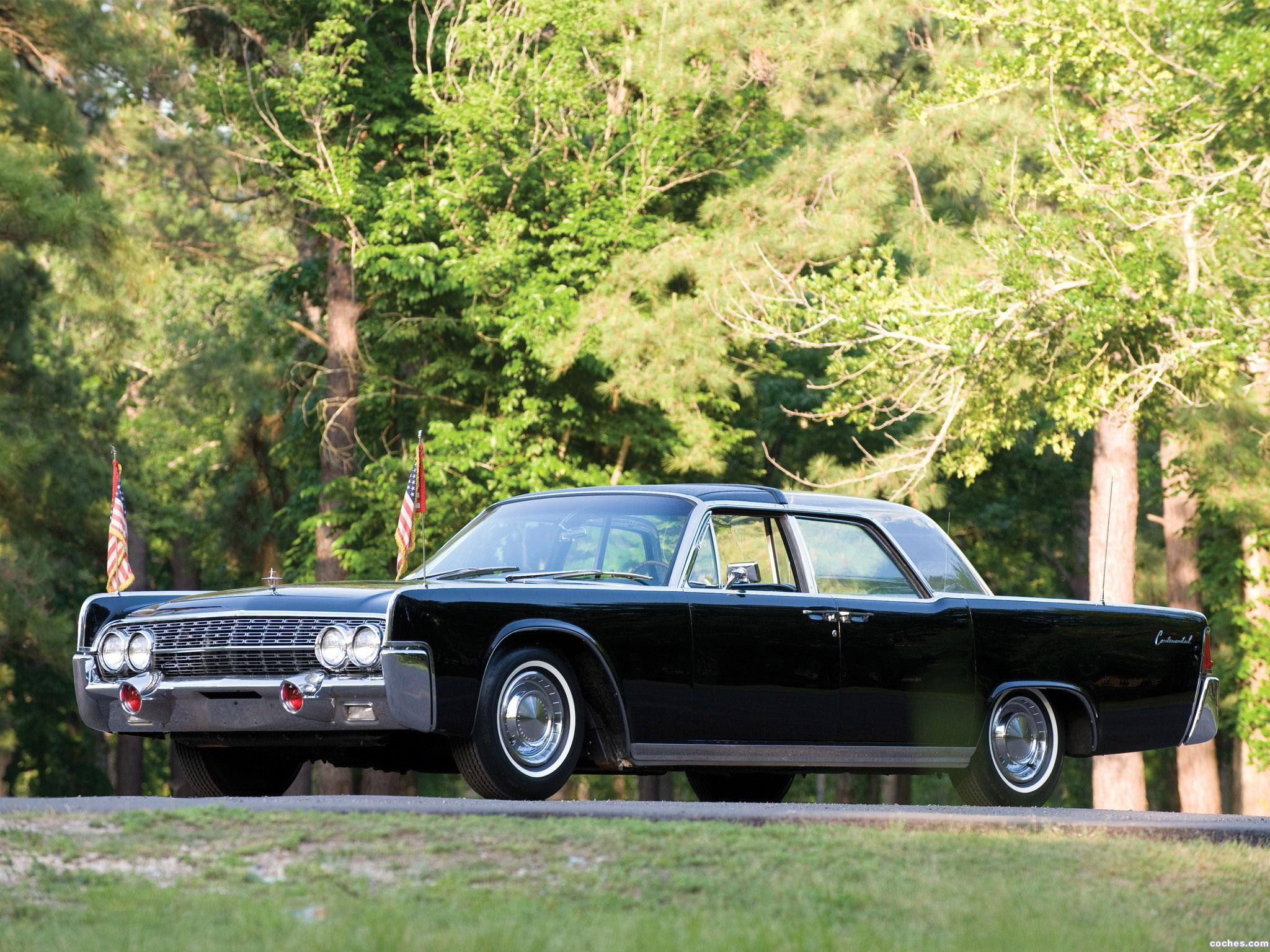 fotos de lincoln continental bubbletop kennedy limousine 1962. Black Bedroom Furniture Sets. Home Design Ideas