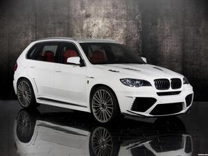 BMW mansory X5 E70 2010
