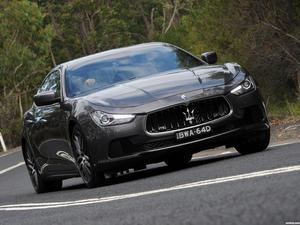 Maserati Ghibli Australia 2014