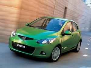 Mazda 2 (DE) 2007