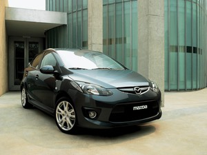 Mazda 2 Sport 2007