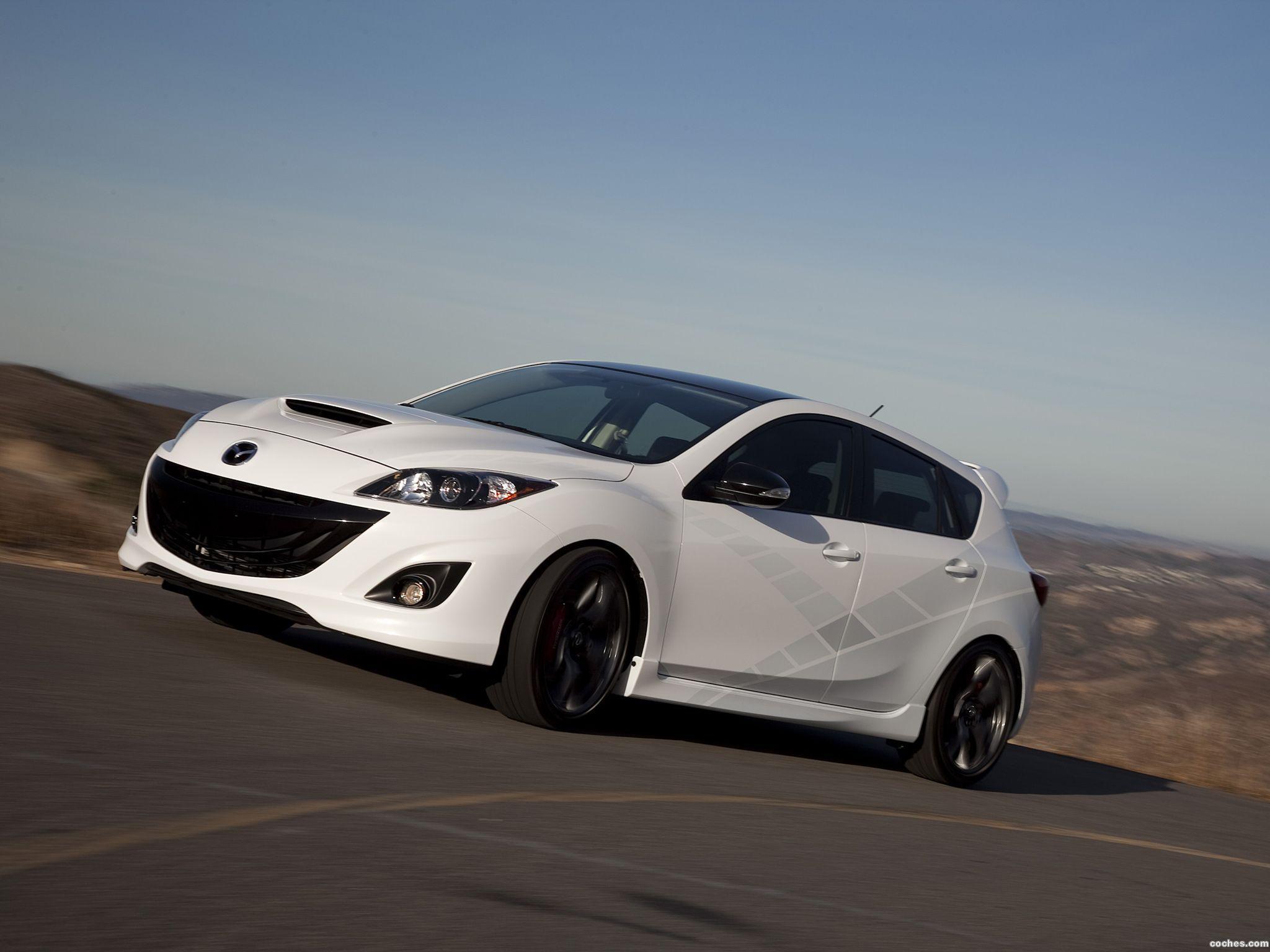 Fotos De Mazda 3 Hatchback By Mazdaspeed 2009