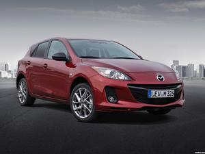 Mazda 3 Hatchback Spring Edition 2013
