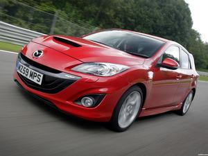 Mazda 3 MPS UK 2009