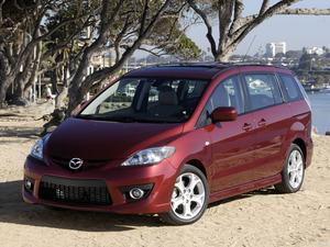 Mazda 5 (CR) 2008