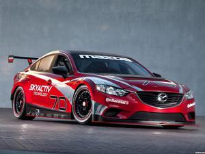 Mazda 6 Skyactiv-D Race Car 2013