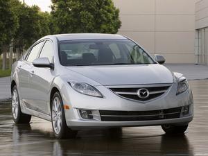 Mazda 6 USA 2008