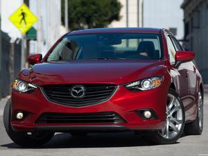 Mazda 6 USA 2013