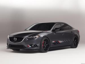 Mazda Club Sport 6 Concept 2013